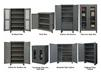 EXTRA HEAVY DUTY STORAGE CABINETS